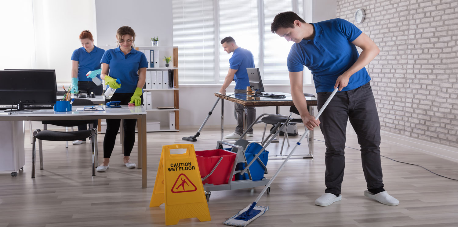 Commercial cleaning specialist Ashford Kent
