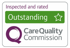 Care Quality Commission Outstanding